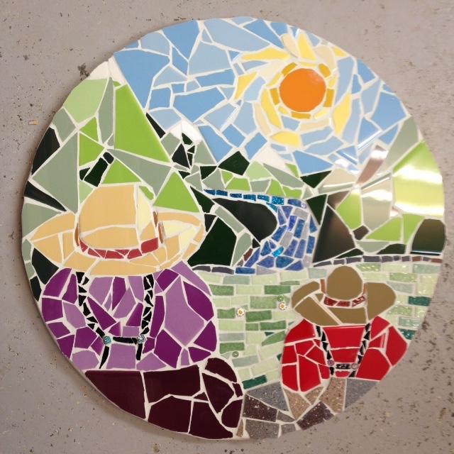 Nieuwe cursussen moza ek mozaiekmonumenten - Mozaiek ontwerp ...